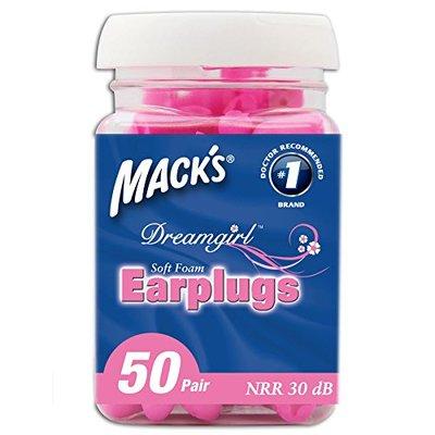 Macks earplugs dreamgirl